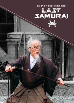 Exploring Kyoto with the 'Last Samurai', Joe Okada