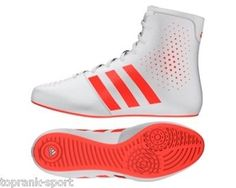 Adidas KO Legend - These lightweight KO boxing boots lace up to fit like a glove, with a pivot-point outsole that allows for quick moves. Ankle Shoes, Shoe Boots, Boxing Boots, Skinhead Fashion, Boxing Club, Wrestling Shoes, Mod Fashion, Adidas Sneakers, Footwear