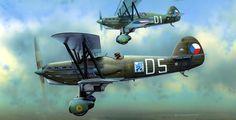 Germany Ww2, Aircraft Painting, Ww2 Planes, Aircraft Design, Aviation Art, Box Art, World War, Fighter Jets, Military