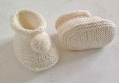 a maglia scarpine Babbucce di lana di /baby di DaLuforkids su Etsy