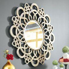 Bob Mackie Home Decorative Mirror