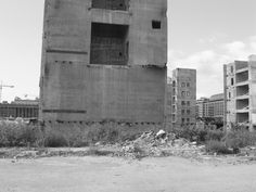 Leftovers of Palast der Republik, Berlin