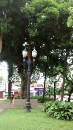 Poste Praça José Bonifácio/Santos BR