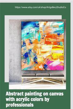 Handmade original painting , acrylic painting on canvas, original artwork, etsy seller, uk artist, Free shipping Large Canvas Wall Art, Extra Large Wall Art, Abstract Canvas Art, Acrylic Painting Canvas, Oversized Wall Art, Original Paintings, Original Artwork, Large Painting, Texture Art