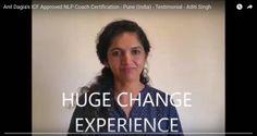 """ HUGE CHANGE EXPERIENCE ! ""  Testimonials Anil Dagia's #ICF #NLP #PRACTITIONER #DUAL #Certification #Life #Coach #Training #Pune ( #India )  Aditi Singh, Executive Coach, Corporate Trainer  http://www.anildagia.com/icf-nlp-coach-dual-certification-training-testimonials/456-aditi-singh-icf-approved-nlp-coach-certification-pune-india  #NLP #Training from Anil Dagia in #Mumbai, #Pune ( #India ) #ICF #NLP #PRACTITIONER #DUAL #Certification #Life #Coach Training"