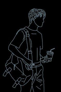 Black Quotes Wallpaper, Black Background Wallpaper, Dark Wallpaper Iphone, Scenery Wallpaper, Horse Girl Photography, Portrait Photography Men, Dark Photography, Cute Cartoon Boy, Cartoon Jokes
