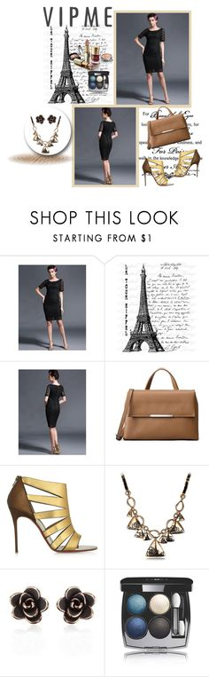 """""""VIPME .COM 19"""" by ramiza-rotic ❤ liked on Polyvore featuring Christian Louboutin, Chanel and vipme"""