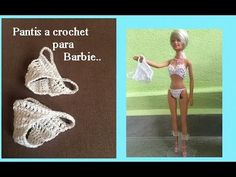 Barbie Dolls Diy, Sewing Barbie Clothes, Barbie Clothes Patterns, Baby Doll Clothes, Crochet Doll Clothes, Barbie Dress, Crochet Barbie Patterns, Crochet Doll Pattern, Crochet Dolls