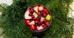 Loved this Holiday Sangria recipe. I didn't have ginger or that type of vodka so I just skipped and it still tasted great!