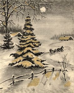 Interior: Картинки для декупажа. Christmas. Часть 8