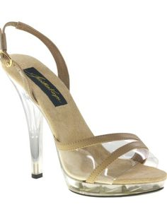 This nude heel is perfect for your upcoming pageant interview, and for everyday use! Check out these and everything else you need to succeed at your next pageant at ThePageantPlanet.com!