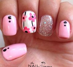 Latest & New Nail Art Designs, Ideas, Trends & Stickers 2014 For Girls