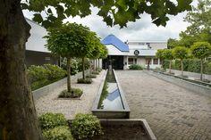 Entrance of Inntel Hotels Resort Zutphen