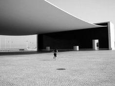 Alvaro Siza / Pavilhão de Portugal.
