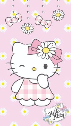 Image in Hello Kitty collection by May May on We Heart It Sanrio Hello Kitty, Hello Kitty Gifts, Hello Kitty My Melody, Hello Kitty Themes, Hello Kitty Birthday, Hello Kitty Art, Hello Kitty Backgrounds, Hello Kitty Wallpaper, Sanrio Wallpaper