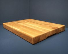 Items similar to Handmade Exotic Timber Butchers Block/Chopping Board. Walnut/Cherry/Zebrano/Maple/Mahogany. on Etsy