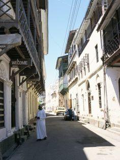 Worlds best old towns (Ndia Ku) Old Mombasa #TravelNoire #TNDreamBoard