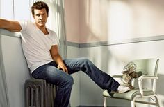 Photo of eric for fans of Eric Mabius 917553 Eric Mabius, Hollywood Men, Celebs, Celebrities, Sexy Men, Fans, Geek, Social Media, Star
