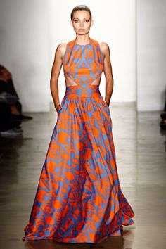 Sophie Theallet - African-print inspired