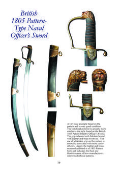 British Napoleonic Naval Officers' Swords © www.antiqueswordsonline.com