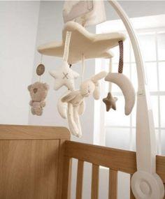 Karuzela MILLIE & BORIS (Mamas&Papas) » Karuzele i zabawki do łóżeczka » Babyranking.pl