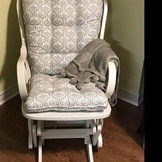 Glider Rocker Cushions, Rocking Chair Cushions, Wingback Chair, Custom Cushions, Nursery Wall Decals, Gliders, Accent Chairs, Etsy, Furniture