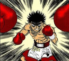 Hajime no Ippo; a surprisingly educational anime about boxing.