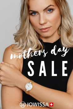 Womens watches make wonderful Mothers Day gifts! These beautiful Swiss made watches by Jowissa are sure to please. Swiss Made Watches, Great Gifts For Men, Mothers, Bracelet Watch, Model, Accessories, Beautiful, Fashion, Moda