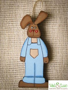 Items similar to Easter Uncle Tony Bunny on Etsy