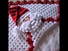 icu ~ Pin on Crochet Xmas Ideas ~ You can add different air to your home with small touches. In the past, young girls used to make these napkin sets. Even my mother… Crochet Santa, Christmas Crochet Patterns, Holiday Crochet, Crochet Home, Crochet Crafts, Crochet Baby, Crochet Projects, Crochet Kitchen, Christmas Items