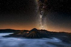 MILKY WAY TOUR IN BROMO