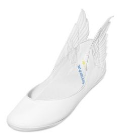 JS x Adidas Wing Flats