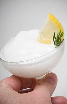 vegan frosted lemonade recipe