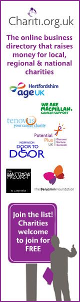 Take a look at how you can support local Charities