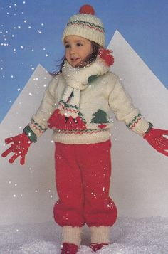 Vintage Christmas Jumper Knitting Pattern : 1000+ images about Christmas Jumper Knitting Patterns on Pinterest Vintage ...