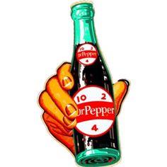 .Dr. Pepper.                   t