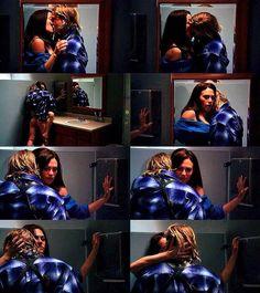 Jax and Tara... this scene though! and when Ima walks in, woo!