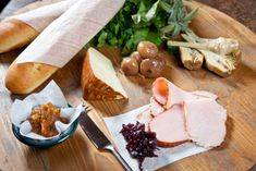 Food and Wine Matching - Ploughman's Lunch