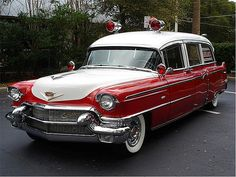 1956 Cadillac Ambulance