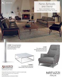 #sandysfurniture #anniversarysale #furniture #decor natuzziitalia #storewide @sandysfurniturebc