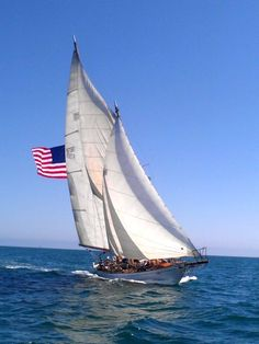 Dauntless on the McNish Classic wooden boat race.