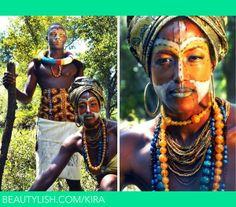 African Tribe | Kira T.'s (Kira) Photo | Beautylish