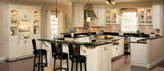 ... Glaze Like this style of cabinet but like the Hazelnut Glaze better