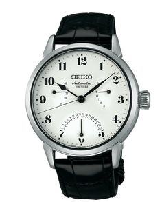 セイコーの琺瑯ダイヤル時計、買いました | GQ JAPAN