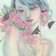 Miho Hirano Solo Exhibition Date:September,15(Thu.)~21(Wed.),2016 Gallery:Tobu…