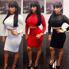 2014 New Summer Women Dress Sexy Long Sleevs o-neck Patchwork Party Bandage nightclub Dresses Evening Bodycon Girls 3 Colors $13.99