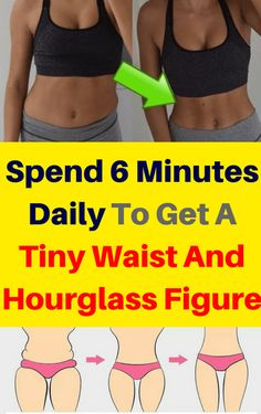 Spend 6 Minutes Daily To Get A Tiny Waist & Hourglass Figure!!!A lot of people have the misconception that 'core day' at the gym means focusing on exercising the abs to lose belly fat. In reality, the word 'core' does not mean the same as 'abs.' It is true that abs are an essential part of the 'core workout.' However, the word 'core' is used to refer to a much larger region that includes not only the abs but also the lower back, hips, muscles, and glutes (butt)...