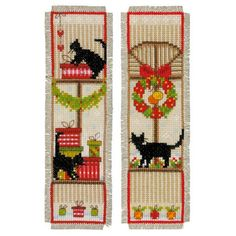 Bookmarks - Christmas atmosphere