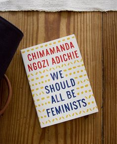 tiny library: we should all be feminists.
