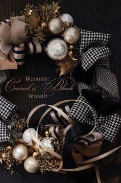 「ハンサム・リース」×3♪ の画像|bloomish東京・自由が丘・田園調布プリザーブドフラワー教室アーティフィシャルフラワー教室